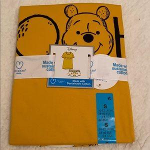 Disney Winnie the Pooh Pajama Set - Small